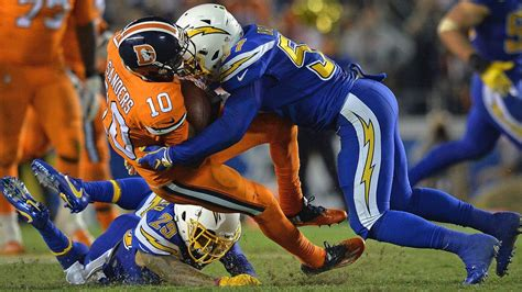 San Diego Chargers' Defense Still Learning How To Put