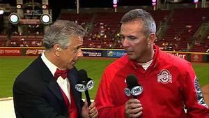 Urban Meyer talks love of baseball, reflects on ...