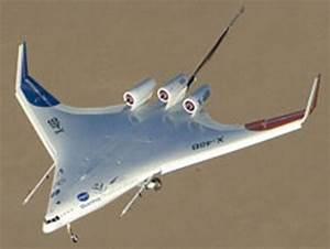 Boeing X-48C Blended Wing Body Research Aircraft Completes ...