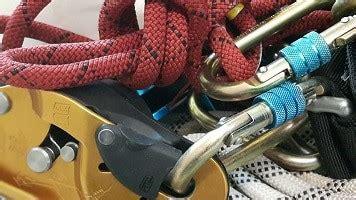 Rock Climbing Equipment List What Gear Need Start
