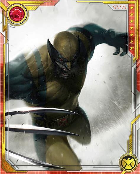 berserker rage wolverine marvel war  heroes wiki