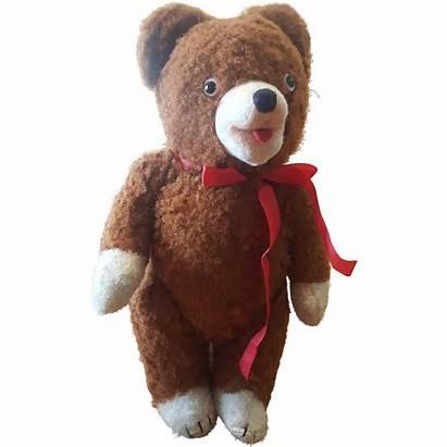Teddy Bear Mouth Open Doll Favorite Growler