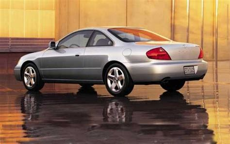 Acura Cl 2002 by 2002 Acura Cl Information And Photos Zomb Drive