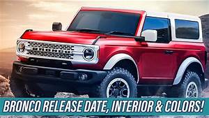 2021 Ford Bronco 7 Speed Manual Transmission Specs