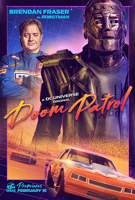Doom Patrol - Today Tv Series