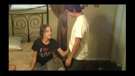 sisters give brother a handjob to keep him quiet xvideos