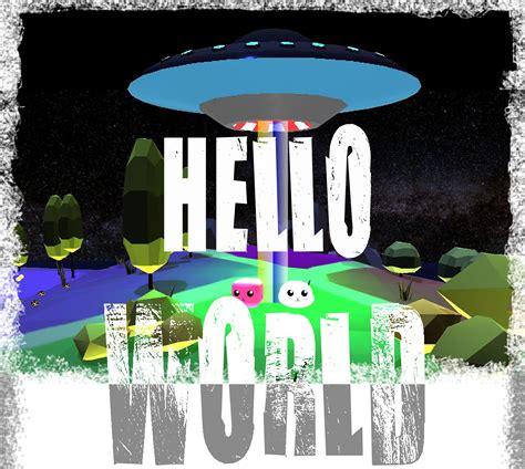 Hello,World! by studioXYZ