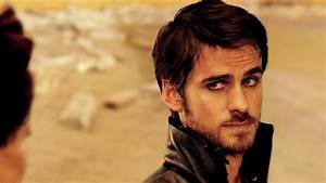 Thirsty Thursday – Colin O'Donoghue