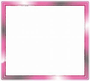 pink frame | pink-frame.gif | Frames | Pinterest