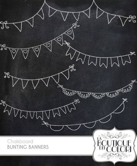 Free Chalkboard Banner Clipart Clipground