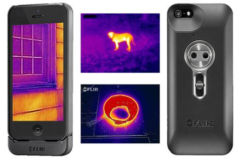infrared iphone flirone infrared iphone available in late july