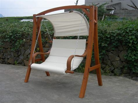 outdoor swing with canopy wooden garden swing seats outdoor furniture