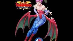 Lilith Aensland (Darkstalkers) Sexy Cosplay - YouTube