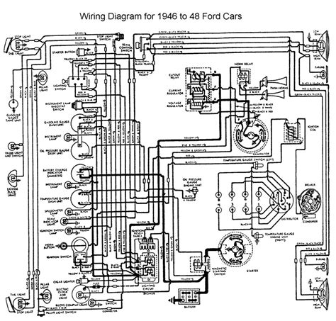 similiar ford electrical wiring diagrams keywords flathead electrical wiring diagrams