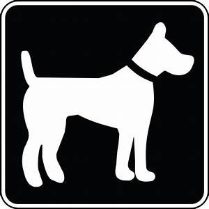 Dog, Black and White | ClipArt ETC