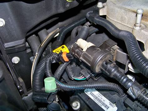 Cadillac Cts Questions Where Purge Control Valve