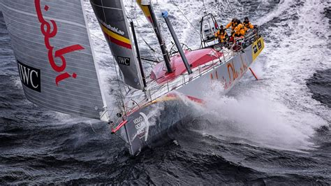 world volvo ocean race   youtube