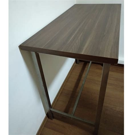 Office desks and conference tables on sale. IKEA Utby bar table (discontinued in Singapore), Furniture ...