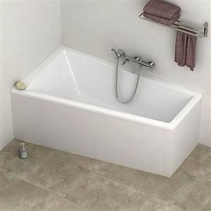 Baignoire D Angle Asymétrique : baignoire asym trique cavallo 160x90 cm version gauche ~ Premium-room.com Idées de Décoration