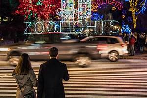 Christmas Lights In Columbia Maryland The Best Holiday Light Displays Events In Washington Dc