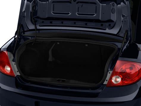 image  chevrolet cobalt  door sedan ls trunk size
