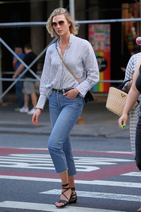 Karlie Kloss Out For Ddinner New York