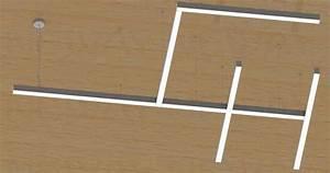 2 Suspension Linear Led Light Bar    Led Hanging Linear