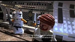 Vidéos De Lego : lego star wars iii la guerra de los clones webdoc espa ol youtube ~ Medecine-chirurgie-esthetiques.com Avis de Voitures
