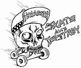 Skateboards Drawing Santa Skateboard Cruz Getdrawings sketch template