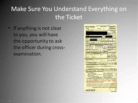 traffic ticket dismissal     dismissed