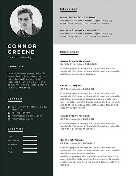 Professional Resume Layout Exles by 200 Free Resume Templates Ready Made
