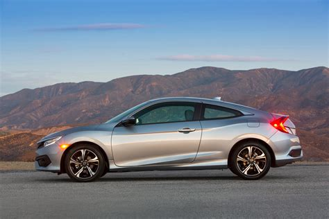Honda Civic Coupe by 2016 Honda Civic Coupe Pricing Detailed Starts At 19 885