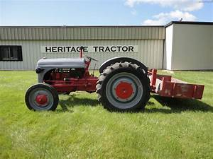 1945 Ford 2n Tractors - Compact  1-40hp