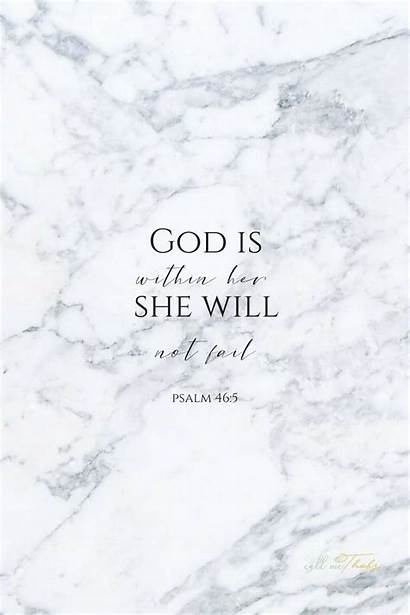 Bible Wallpapers Verse Quotes Iphone Marble Verses