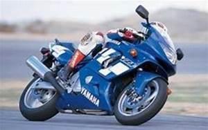 Yamaha Yzf 600 R Service Repair Manual Download