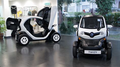 Renault Twizy ZE arrives in Malaysia, full-electric from ...