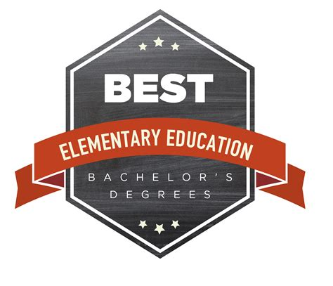 bachelors  elementary education degrees
