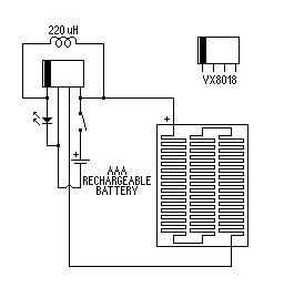 simple solar circuits all