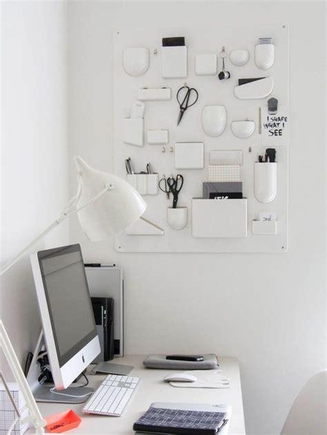 rangement mural bureau bureau faites le mur joli place
