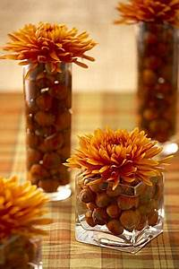fall table decorations Thanksgiving Table Decorations