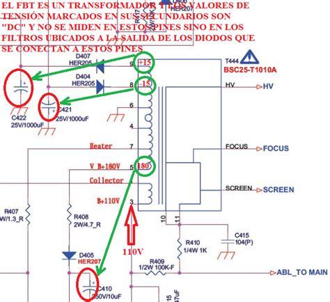 solucionado tv philips 21pt9467 77 no enciende yoreparo