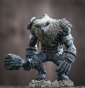 Shadow of The Colossus Figurine-Valus/1st colossus ...