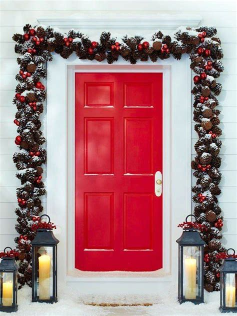 garland christmas decoration 38 amazing garlands for home d 233 cor digsdigs
