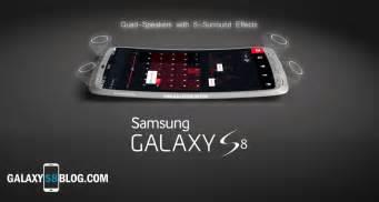 <b>Samsung</b> <b>Galaxy</b> <b>S8</b> concept by GalaxyS8Blog.com
