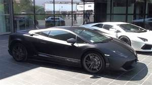 Lamborghini Gallardo LP570 Superleggera in Matte Black and ...