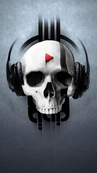 Skull Iphone Lovers Wallpapers