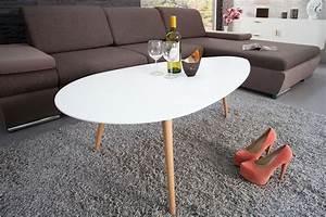 Table Salon Scandinave : table basse scandinave scaniva chloe design ~ Teatrodelosmanantiales.com Idées de Décoration