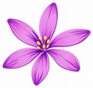Purple Flower PNG Image   Gallery Yopriceville - High ...