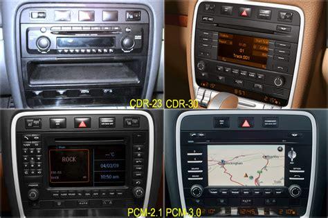 car repair manual download 2010 porsche cayenne navigation system porsche cayenne 2003 2010 aftermarket navigation head unit