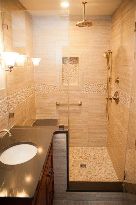 custom shower options for a bathroom remodel design